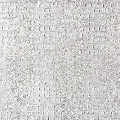 Panou decorativ 13520 CROCO piele crocodil 3D - argintiu0