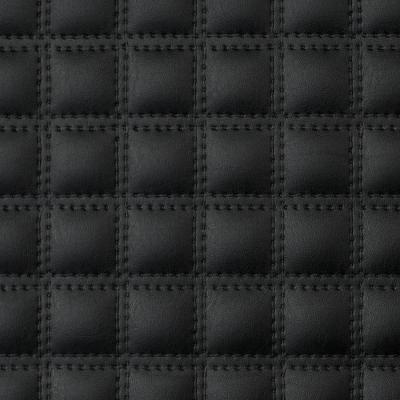 Panou decorativ 15032 Quadro piele Quilt 3D optica Negru1