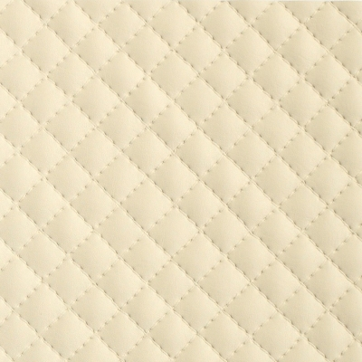 Panou decorativ 15657 ROMBO piele culoare bej 12x121