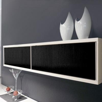 Panou decorativ 15769 TOUCH Relief Plastic 3D Optic Negru2