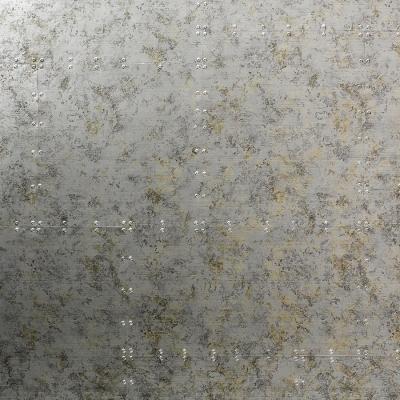 Panou decorativ 17237 RIVET Vintage Studs Shabby Chic Metal - 3D Silver Gray0