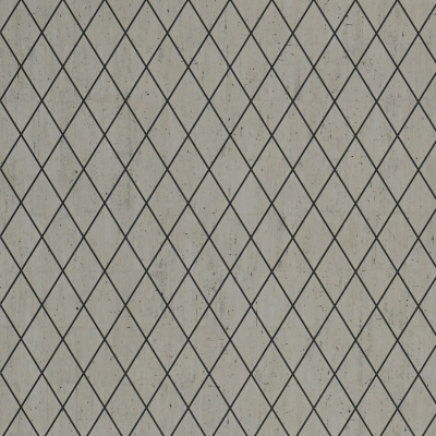 Panou decorativ 17853 LINEA Rombo mozaic1