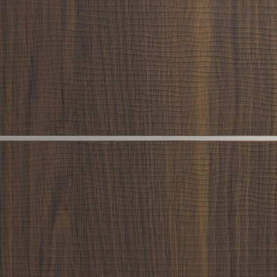 Panou decorativ  19099 NUTWOOD 8L , insertie de metal [1]