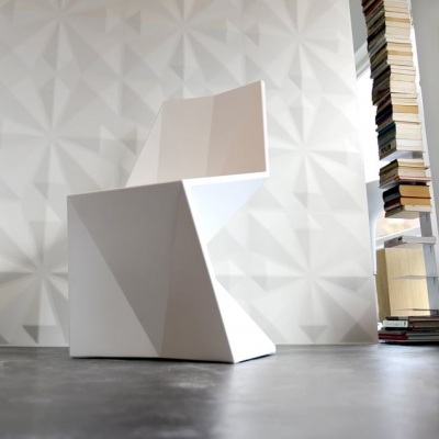 PANOURI DECORATIVE 3D KITES, WALLART, 12 PLACI 50X50CM [2]