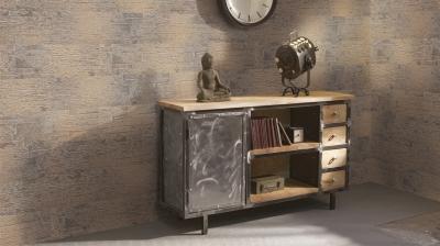 Pluta decorativa - Rusty Grey Brick2