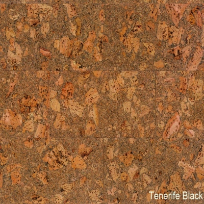 Pluta decorativa - Tenerife Black0
