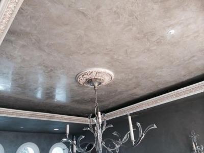 Spatula Stuhhi – finisaj decorativ cu efect de marmura [2]