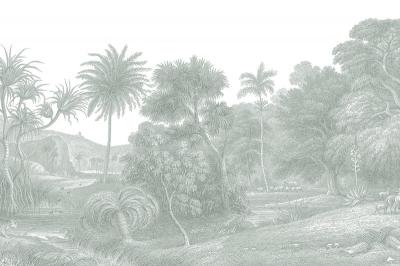 Tapet R14613- Jungle Land0