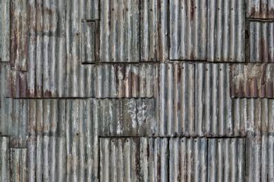Tapet R15241- Backyard [0]