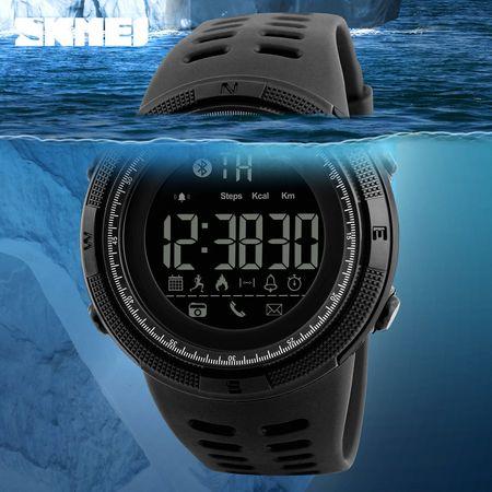 Ceas Smartwatch Skmei, Pedometru, Calorii, Alarma, Distanta,Sport, Bluetooth, Digital 2