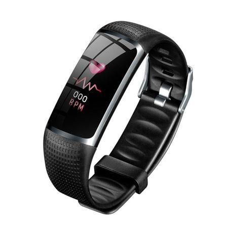 Bratara fitness inteligenta, Monitorizare ritm cardiac, Nivelul oxigenului din sange, Somn, Presiune sanguina 1