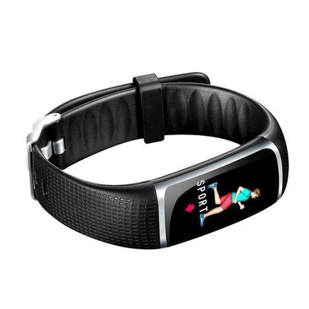Bratara fitness inteligenta, Monitorizare ritm cardiac, Nivelul oxigenului din sange, Somn, Presiune sanguina 3