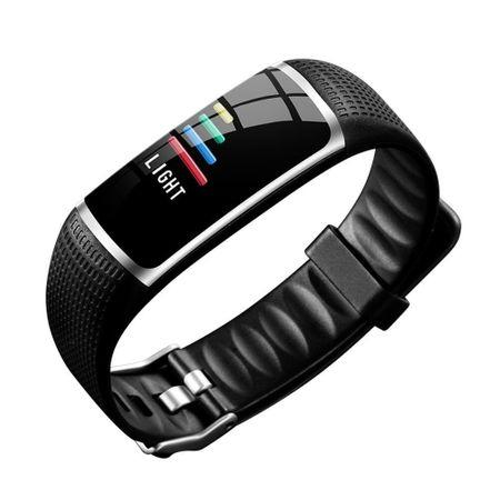 Bratara fitness inteligenta, Monitorizare ritm cardiac, Nivelul oxigenului din sange, Somn, Presiune sanguina 4