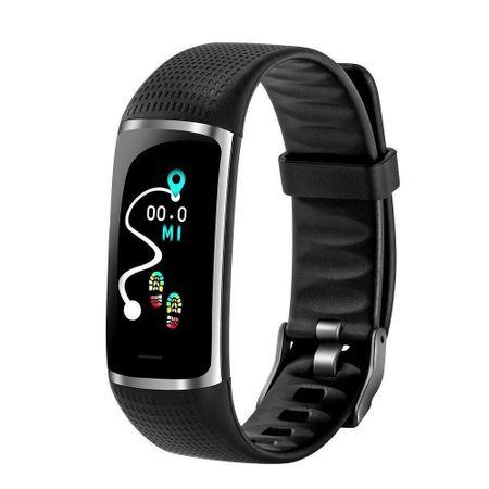 Bratara fitness inteligenta, Monitorizare ritm cardiac, Nivelul oxigenului din sange, Somn, Presiune sanguina 5