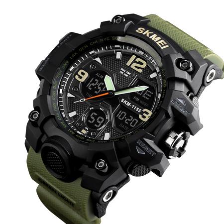 Ceas militar Skmei 1155B-1 0