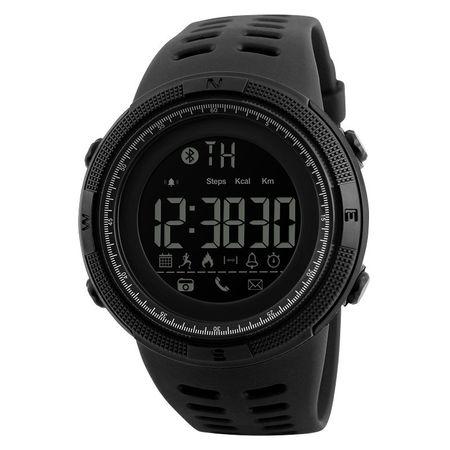 Ceas Smartwatch Skmei, Pedometru, Calorii, Alarma, Distanta,Sport, Bluetooth, Digital 0