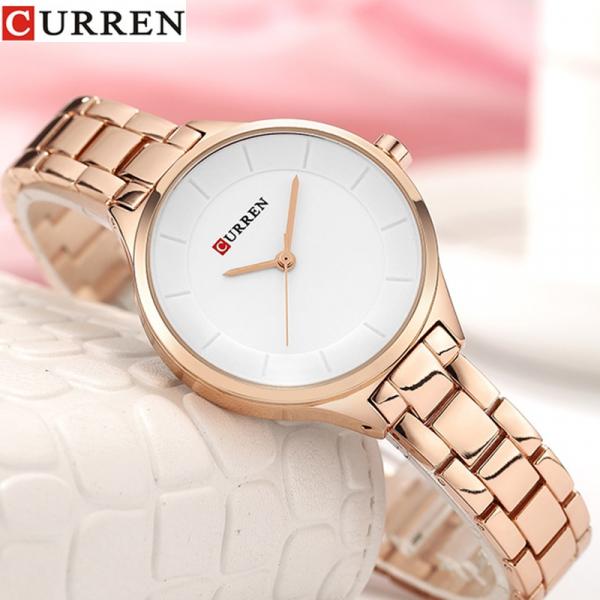 Ceas de dama, Ceas pentru femei, Top brand Luxury, Fashion, Elegant, Quartz 3