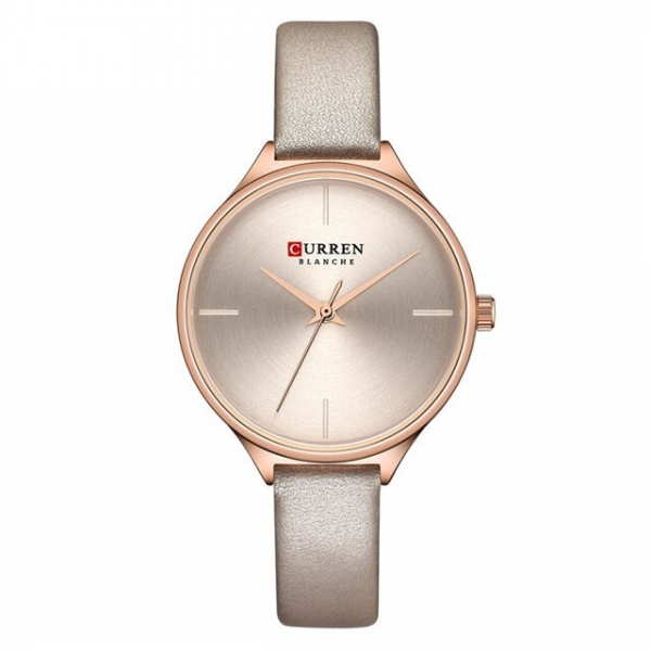 Ceas de dama casual, Top Brand, Fashion, Quartz, Piele 0