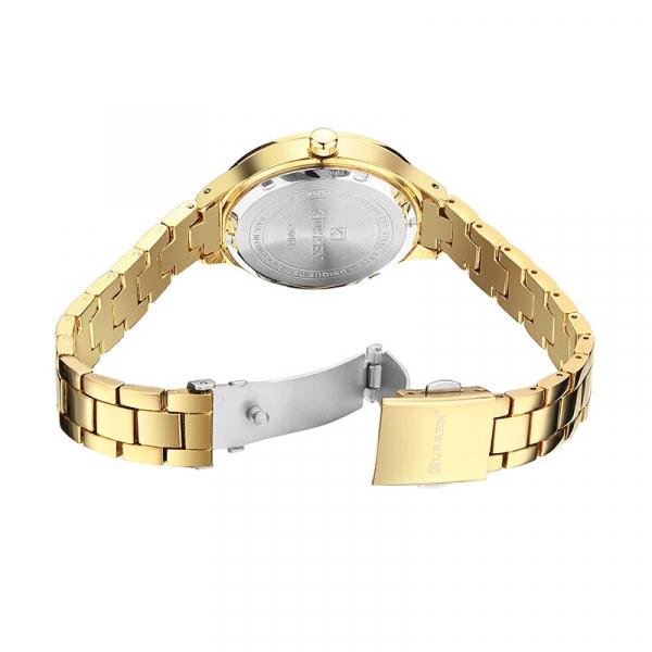 Ceas de dama elegant, Top Brand, Luxury, Fashion, Quartz, Otel inoxidabil 2