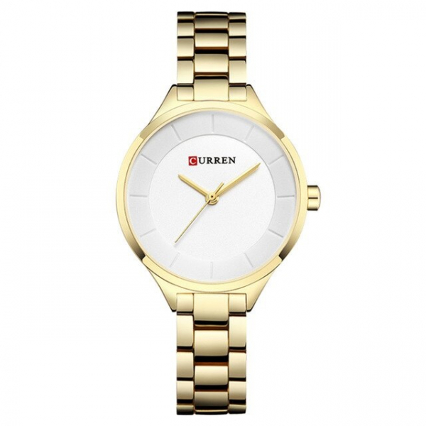 Ceas de dama elegant, Top Brand, Luxury, Fashion, Quartz, Otel inoxidabil 0