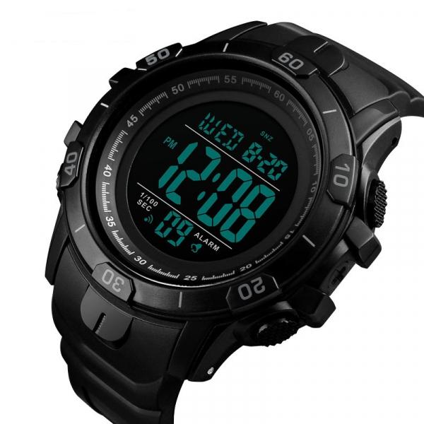 Ceas de mana barbatesc Sport Digital Militar Cronograf 1