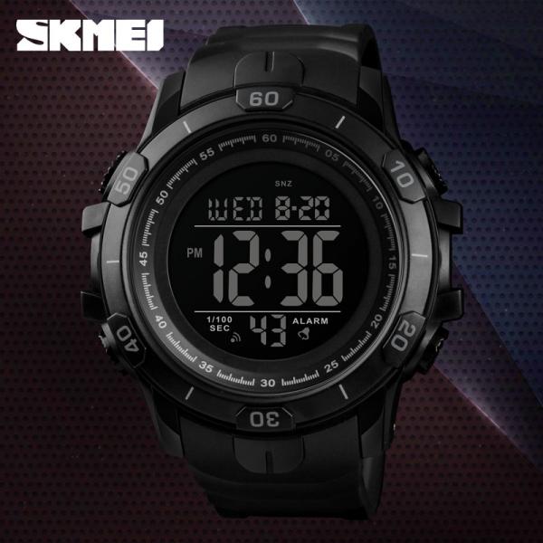 Ceas de mana barbatesc Sport Digital Militar Cronograf 6