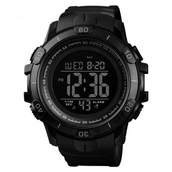 Ceas de mana barbatesc Sport Digital Militar Cronograf 0