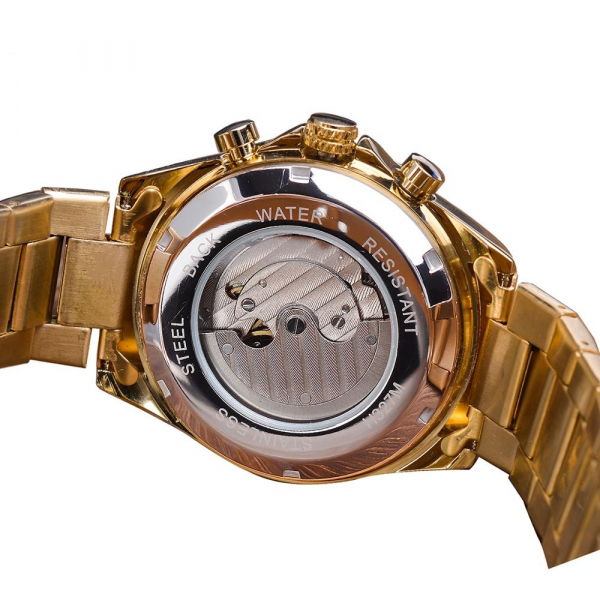 Ceas mecanic automatic, Self Wind, 2020, Fashion, Casual, Top Brand Luxury 1