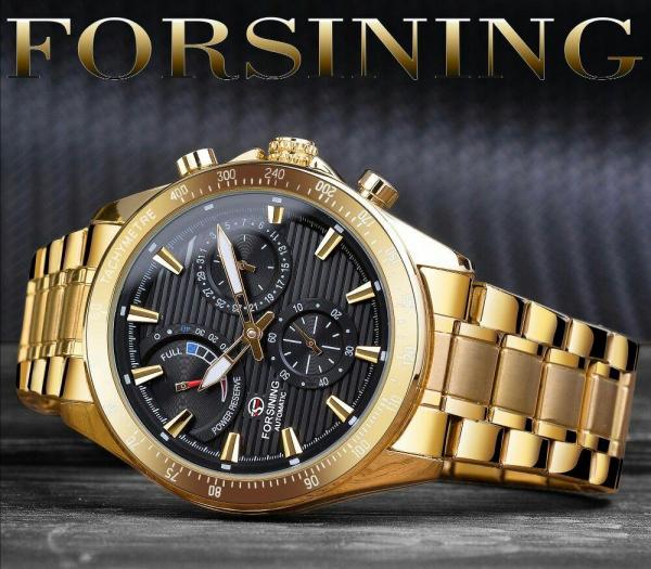 Ceas mecanic automatic, Self Wind, 2020, Fashion, Casual, Top Brand Luxury 9
