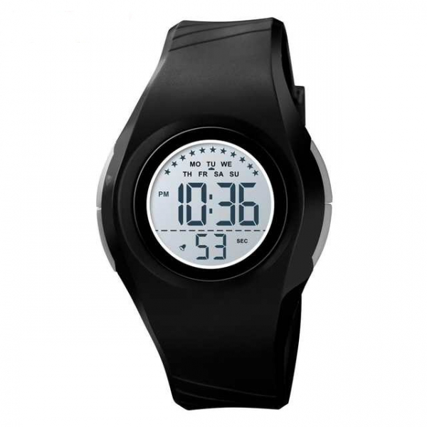 Ceas pentru copii digital, Sport, Rezistenta la apa 5 ATM 0