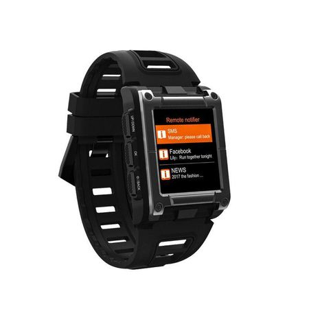 Ceas Smartwatch Twinkler, GPS, Busola, Monitorizare Multisport, Bluetooth 2