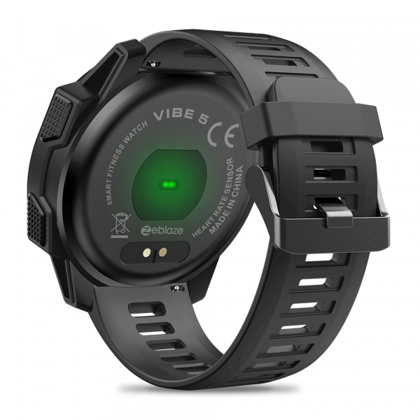Ceas smartwatch Zeblaze 5 Pro, 1.3 Inch, Ecran Touch Screen, Monitorizeaza bataile inimii, Activitati sportive 4