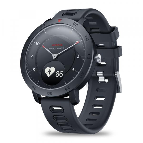 Ceas smartwatch hybrid, Monitorizeaza starea de sanatate, Activitati Fitness [7]