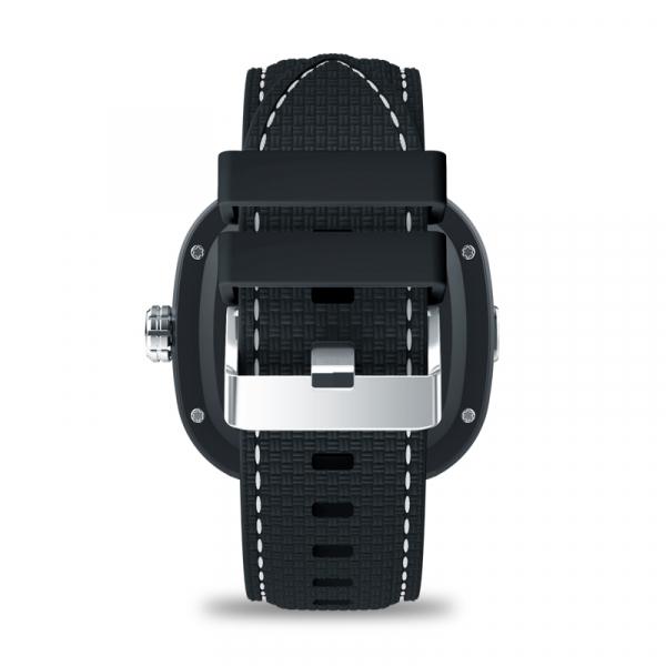 Ceas smartwatch mecanic Zeblaze Hybrid 2, Monitorizeaza sanatatea si activitatea fitness 3