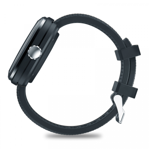 Ceas smartwatch mecanic Zeblaze Hybrid 2, Monitorizeaza sanatatea si activitatea fitness 4