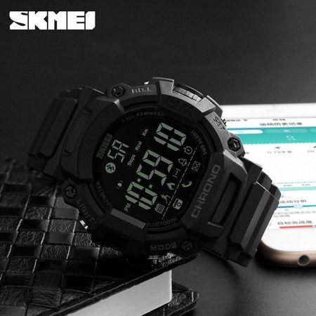 Ceas smartwatch sport, Bluetooth, Pedometru, Calorii [3]
