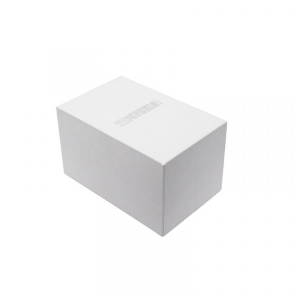 Ceas barbatesc Casual Cronograf Digital LED Alarma Otel inoxidabil 4