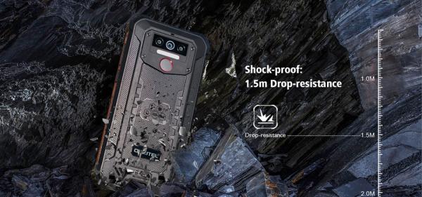 Telefon mobil, Smartphone Oukitel WP5 Pro, Android 10, 4G, 4GB RAM, 64GB ROM, IPS 5.5, Helio A25 OctaCore, Waterproof, 8000mAh, Dual SIM 7