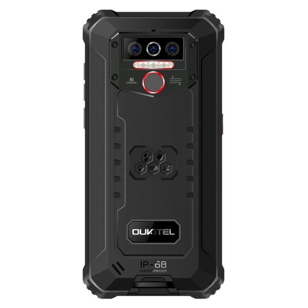 Telefon mobil, Smartphone Oukitel WP5 Pro, Android 10, 4G, 4GB RAM, 64GB ROM, IPS 5.5, Helio A25 OctaCore, Waterproof, 8000mAh, Dual SIM 2