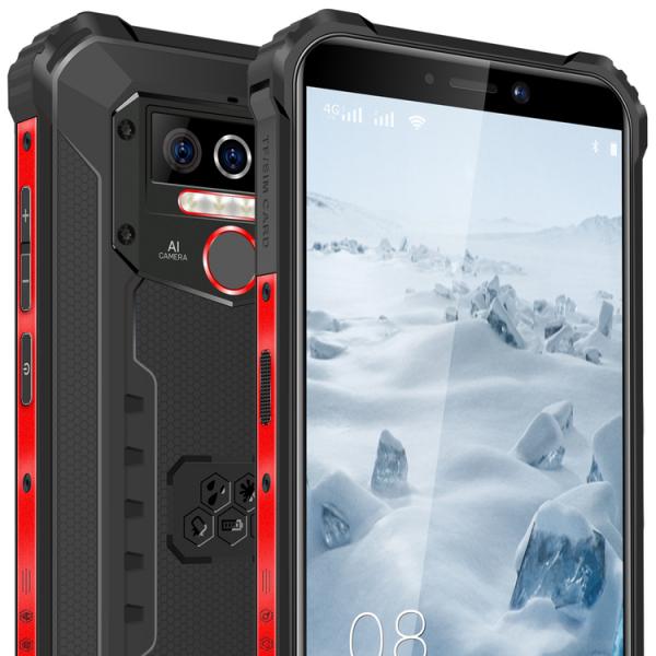 Telefon mobil, Smartphone Oukitel WP5 Pro, Android 10, 4G, 4GB RAM, 64GB ROM, IPS 5.5, Helio A25 OctaCore, Waterproof, 8000mAh, Dual SIM 3
