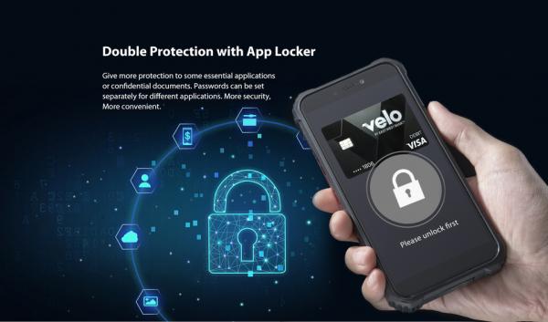 Telefon mobil, Smartphone Oukitel WP5 Pro, Android 10, 4G, 4GB RAM, 64GB ROM, IPS 5.5, Helio A25 OctaCore, Waterproof, 8000mAh, Dual SIM 12