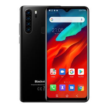 Telefon mobil Blackview A80 Pro, Android 9.0, 4GB RAM, 64GB ROM  IPS 6.49inch, Helio P25, ARM Mali T-880 MP2, 4680mAh, Dual SIM 1