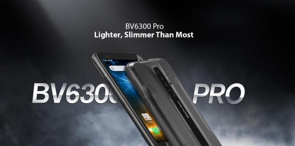 Telefon mobil Blackview BV6300 PRO, Android 10, 4G, Bateria 4380 mAh, Ecran IPS 5.7'', Procesor Helio P70 OctaCore, Dual SIM, RAM 6GB, ROM 128GB, Baterie 4380mAh, 16 Milioane Culori, Giroscop, GPS, Negru 6