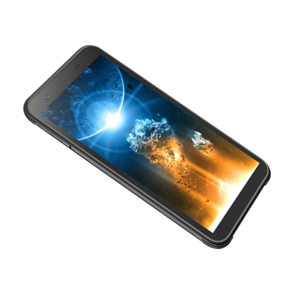 Telefon mobil Blackview BV6300 PRO, Android 10, 4G, Bateria 4380 mAh, Ecran IPS 5.7'', Procesor Helio P70 OctaCore, Dual SIM, RAM 6GB, ROM 128GB, Baterie 4380mAh, 16 Milioane Culori, Giroscop, GPS, Negru 2
