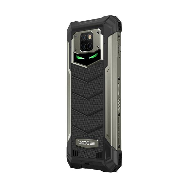 Telefon mobil Doogee S88 Pro, Android 10, Dual SIM, Waterproof, Helio P70 OctaCore, 10000 mAh, 4G, Ecran IPS 6.3'', 128 GB ROM, 6 GB RAM, Negru 4