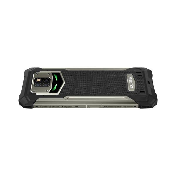 Telefon mobil Doogee S88 Pro, Android 10, Dual SIM, Waterproof, Helio P70 OctaCore, 10000 mAh, 4G, Ecran IPS 6.3'', 128 GB ROM, 6 GB RAM, Negru 5
