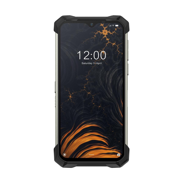 Telefon mobil Doogee S88 Pro, Android 10, Dual SIM, Waterproof, Helio P70 OctaCore, 10000 mAh, 4G, Ecran IPS 6.3'', 128 GB ROM, 6 GB RAM, Negru 0