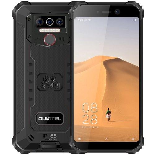 Telefon mobil Oukitel WP5, 8000 mAh, Dual Sim IPS 5.5inch, 4GB RAM, 32GB ROM, Android 9.0, QuadCore 1