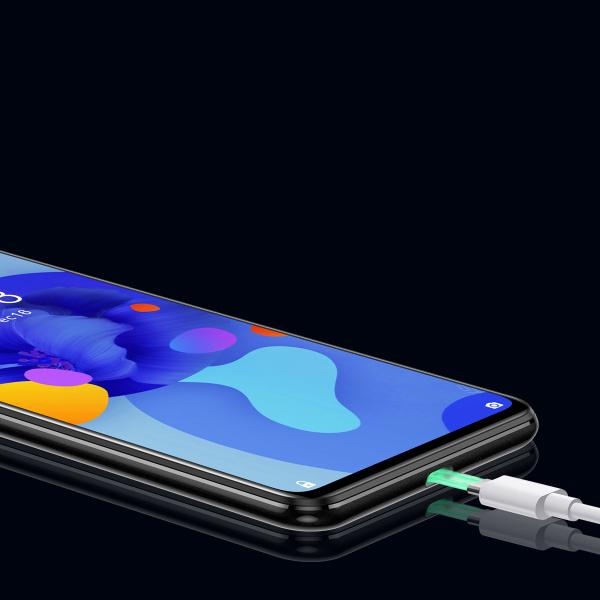 Telefon mobil Smartphone Oukitel C19, Android 10 GO 4G, IPS 6.49, 2GB RAM, 16GB ROM, MTK6737 QuadCore, 4000mAh, Dual SIM 2