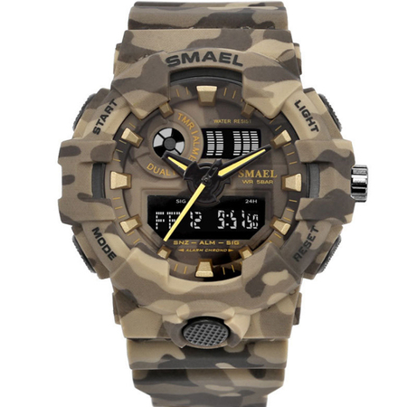 Ceas barbatesc, Smael, Militar, Army, Analog, Digital, Sport, G-Shock 0
